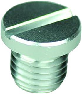 ポッシュ(POSH) ミラーホールカバーキャップ M10 逆ネジ シルバー (1個入) 000807-03