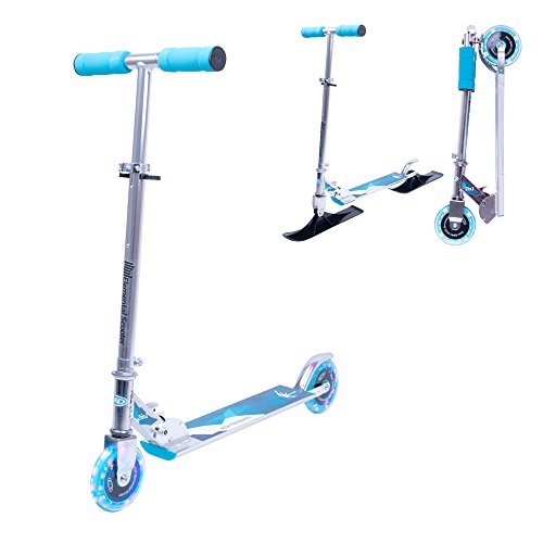Kinderroller Roller Aluroller SnowSpider 2 in 1
