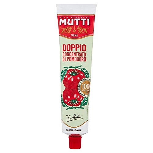 Mutti doppeltes Tomatenkonzentrat, Tomatenmark, 95094, 130g