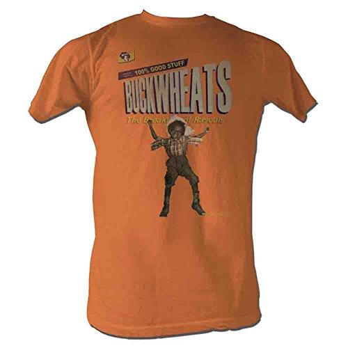 BuckWheats - The Breakfast of Rascals T-Shirt Size L