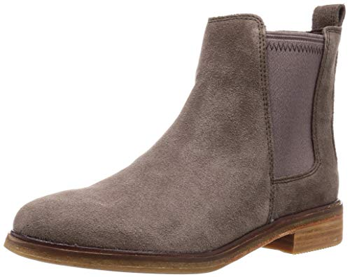 Clarks Clarkdale Arlo Womens Ankle Boots Taupe 38.5 EU
