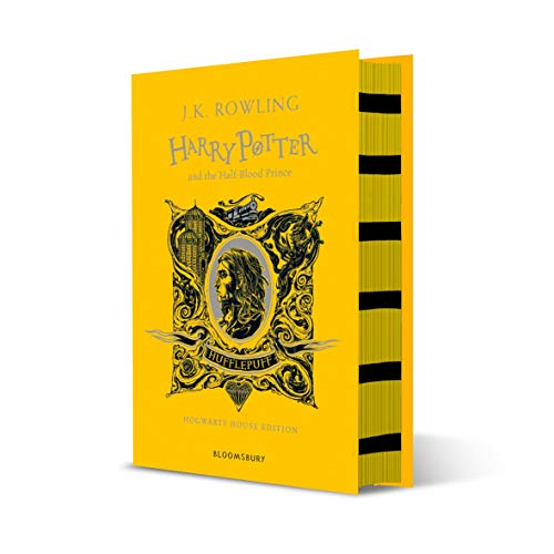 Harry Potter And The Half-Blood Prince - Hufflepuf: Hufflepuff Edition: 6 (Harry Potter Hufflepuff Editio)