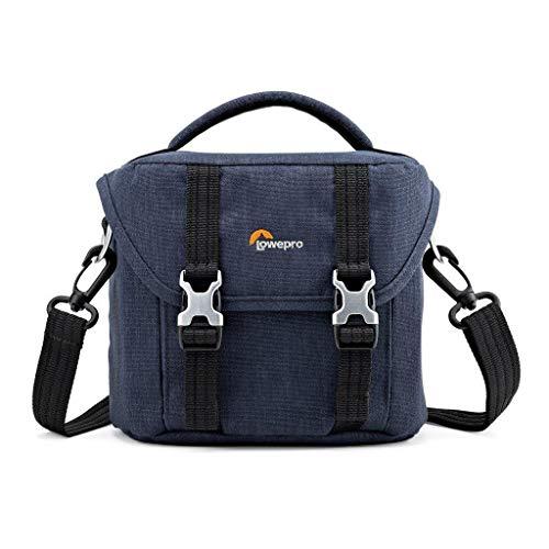 Lowepro Lowepro Scout 120 - Bolsa de hombro para cámara, color azul pizarra