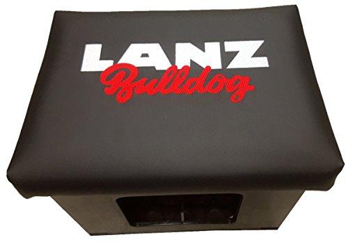 Origianl Lanz Bulldog Bierkasten Sitz Bierkisten Kissen Traktor Trecker Schlepper Geschenk Traktoren (Lanz Bulldog)
