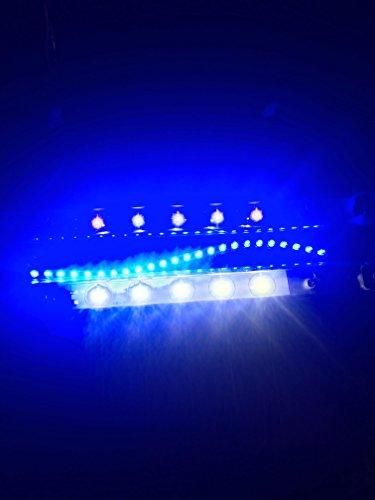 ProLEDSupply.com Oceanic LED Light Upgrade Kit for Broken Splash Guard 29 Gallon Biocube Aquarium
