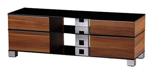 Sonorous MD 9240-B-INX-APL Holz TV-Möbel für 60