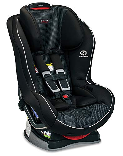 Britax Emblem 3 Stage Convertible Car Seat - Rear