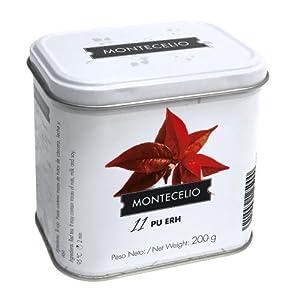 Montecelio - Té en Rama Té Rojo Pu Erh - 200 g