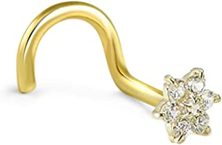 Best cluster nose ring Reviews