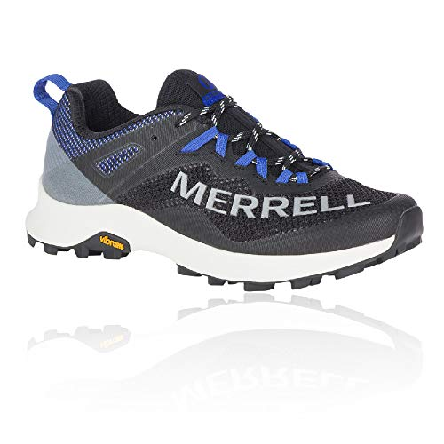 Merrell MTL Long Sky, Women's Sneakers, Black / Dazzle, 37.5 EU