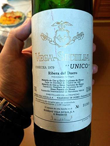 VEGA SICILIA Unico 1979, Ribera del Duero