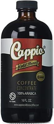 Cappio Cold Brew Coffee 6 Piece Pack, 7 Pound