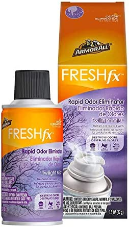 Armor All Fogger Rapid Odor Eliminator 1 5 Oz Car Bomb Spray Twilight Mist product image