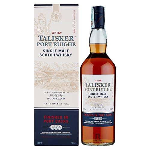 Talisker Port Ruighe Single Malt Scotch Whisky 70 cl