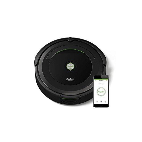 iRobot Roomba 695 Vacuum Cleaner, 75 W, Blue