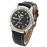 [ゼガト] 腕時計 Z-BK6510 メンズ 正規輸入品 ブラック