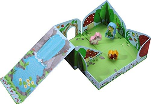 Haba - Cube Univers Le Pays des Elfes 14x 14x 14cm