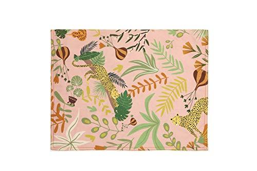 Caminho de mesa dupla-face Onça 1,50 x 0,50, Coleção Especiarias, Acervo Panelinha