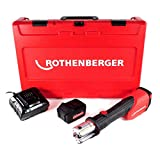 Rothenberger 1000001840 - Romax 4000 basic set 4 ah. eu