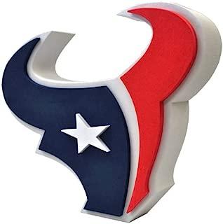 NFL Houston Texans 3D Foam Logo