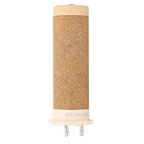 Wosune Reemplazo del Calentador, Calentamiento rápido Cerámica Resistente al Calor Reemplazo de Accesorios del Calentador de Alta Resistencia, energía Suficiente para el hogar