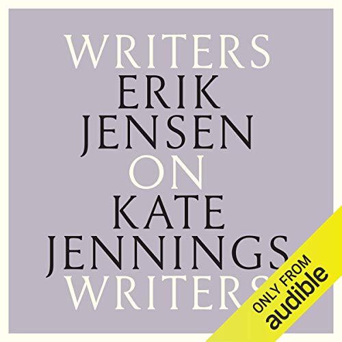Erik Jensen on Kate Jennings cover art