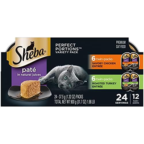 Sheba Portions Paté Multipack