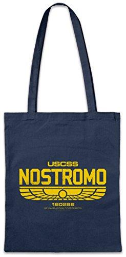 Urban Backwoods USCSS Nostromo II Bolsas de la Compra Reutilizables Prometheus Corporation...