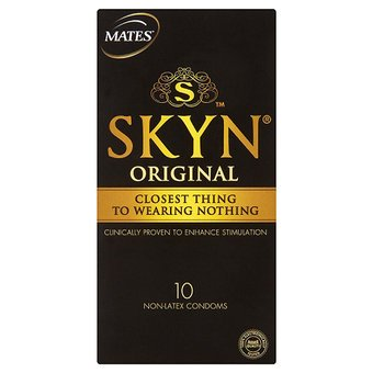Mates Skyn 24 Non Latex Kondome - Karneval