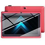 tablet PC para niños Smart Touch Pantalla HD de 7 Pulgadas Batería Grande Android PC Cámara HD 16GB Rendimiento rápido PC multifunción