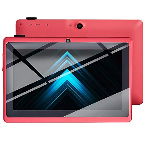 tablet 7 inch PC Children's PC Front and rear HD cameras Smart touch Android PC HD screen Large capacity battery Multi-function PC