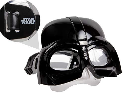 Alsino Star Wars Taucherbrille Tauchmaske Tauchen Schwimmbrille Schwimm-Maske Tauchbrille, P291946 Darth Vader