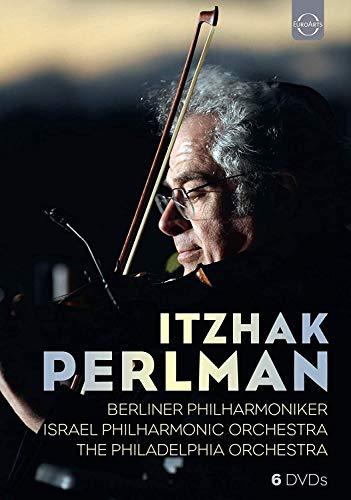 Itzhak Perlman, Navah ∙ Zuill Bailey ∙ Giora Schmidt - Itzhak Perlman Anniversary Box (6 DVD)