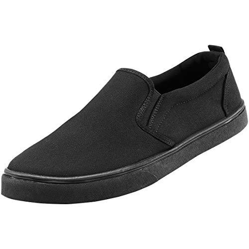 Brandit Southampton Slip on Sneaker, schwarz, EU36