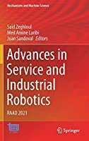 Advances in Service and Industrial Robotics: RAAD 2021 (Mechanisms and Machine Science, 102)