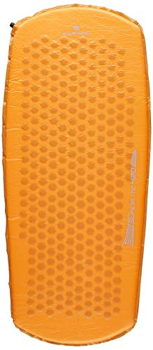 Ferrino Superlite Mattress 120X51X2,5 MM Colchoneta Montañismo, Alpinismo y Trekking, Adultos Unisex, naranja, Talla Única