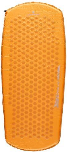 Ferrino Superlite, Materassino da Trekking Rosso, 120x51x2,5cm