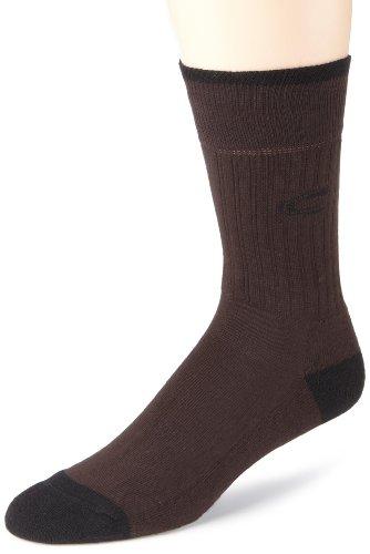 camel active Herren Socken 2 er Pack 6510 / camel active sportsocks 2 pack, Gr. 47-50, Braun (dark brown 823)