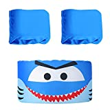Biange Toddler Swim Vest, Toddler Floatie for Kids 30-50 lbs, Baby Pool Float for Swimming Aid, Boys/Girls Learn to Swim