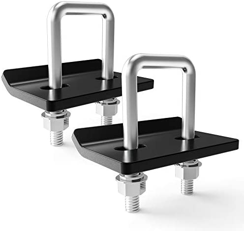 MICTUNING Hitch Tightener for 1 25 inch and 2 inch Hitches Steel Heavy Duty Anti Rattle Stabilizer product image