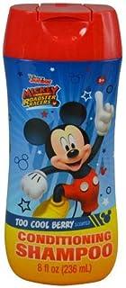 Mickey Mouse Shampoo 8oz in Flip Top Bottle