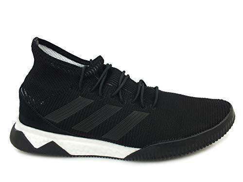 adidas Herren Predator Tango 18.1 Tr Fitnessschuhe, Schwarz (Negbás/Negbás/Ftwbla 000), 46 EU