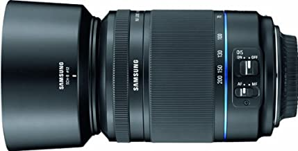 Samsung 50-200 mm f/4-5.6 Lens for NX Series Cameras