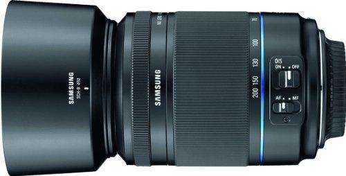 Samsung T50200SB Objektiv 50-200MM / F4-5.6 ED / Bildstabilisierung für NX-Serie