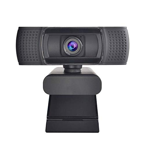 Diommest HD 1080p Computer Dedicated Webcam, Drive-free Laptop TV Digital webcam, ingebouwde microfoon, gebruikt for Distance Education Learning, Video Chat, Remote Conference Compatibel met Windows