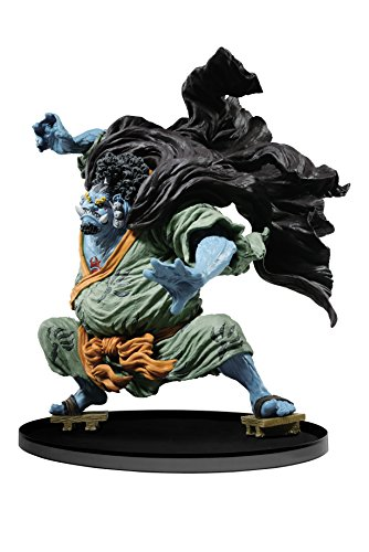 ONE PIECE SCultures BIG modeling king summit decisive battle â…¥ vol.4 Jinbei usually color ver. Banpresto prize