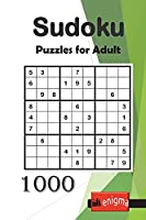 Sudoku: 1000 puzzles VERY EASY TO INSANE for Beginners and Advanced