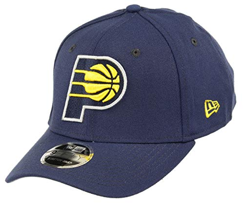 New Era Indiana Pacers 9fifty Stretch Snapback cap NBA Essential Blue - One-Size