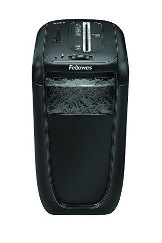 Fellowes Aktenvernichter Powershred 60Cs, Partikelschnitt (P-4), 10 Blatt, für Zuhause / Home Office, mit patentierter SafeSense Technologie