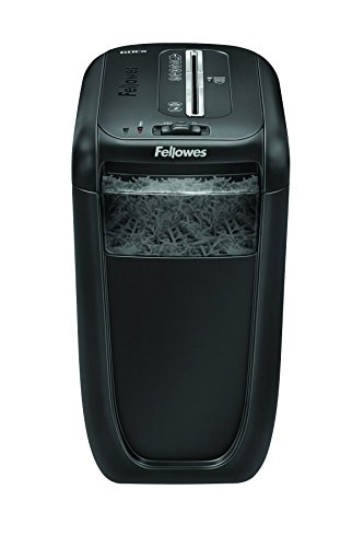 Fellowes Aktenvernichter Powershred 60Cs, Partikelschnitt (P-4), 10 Blatt, für Zuhause / Home Office, mit patentierter SafeSense Technologie